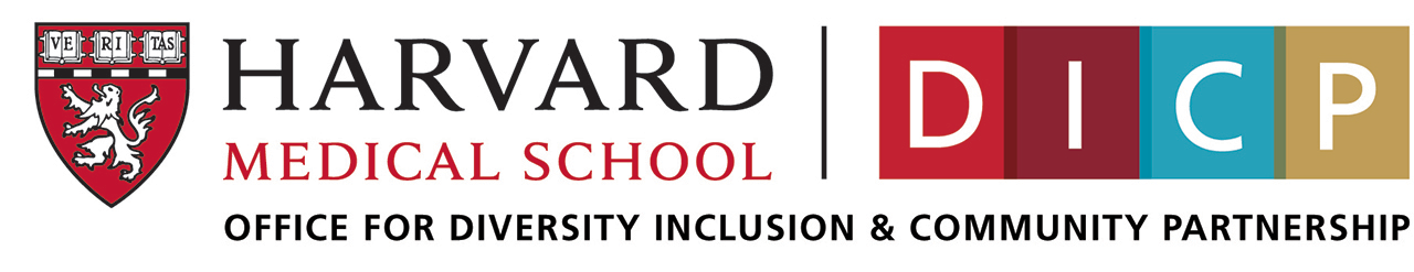 Harvard Medical School Office of Diversity Inclusion and Community Partnership Logo